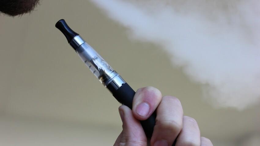 Un risque de cancer avec la nicotine des cigarettes électroniques