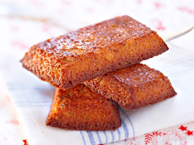 Financiers à la noisette