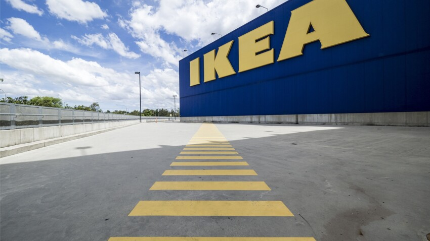 Ikea L Enseigne D Ameublement Lance Un Service De Livraison