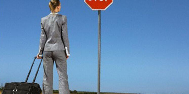 Êtes-vous prête à changer de travail ?