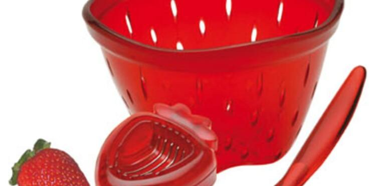 La fraise se la ramène !