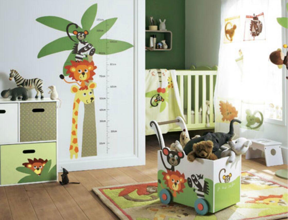 Une belle chambre de bébé : nos idées déco : Femme Actuelle Le MAG