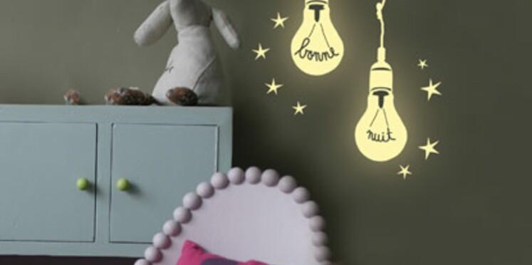 Chambre de bébé : 5 idées pour animer les murs