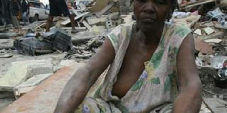 Séisme à Haïti : un bilan incalculable