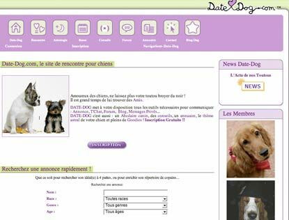 site de rencontre pour personne désespérée site de rencontres chiens