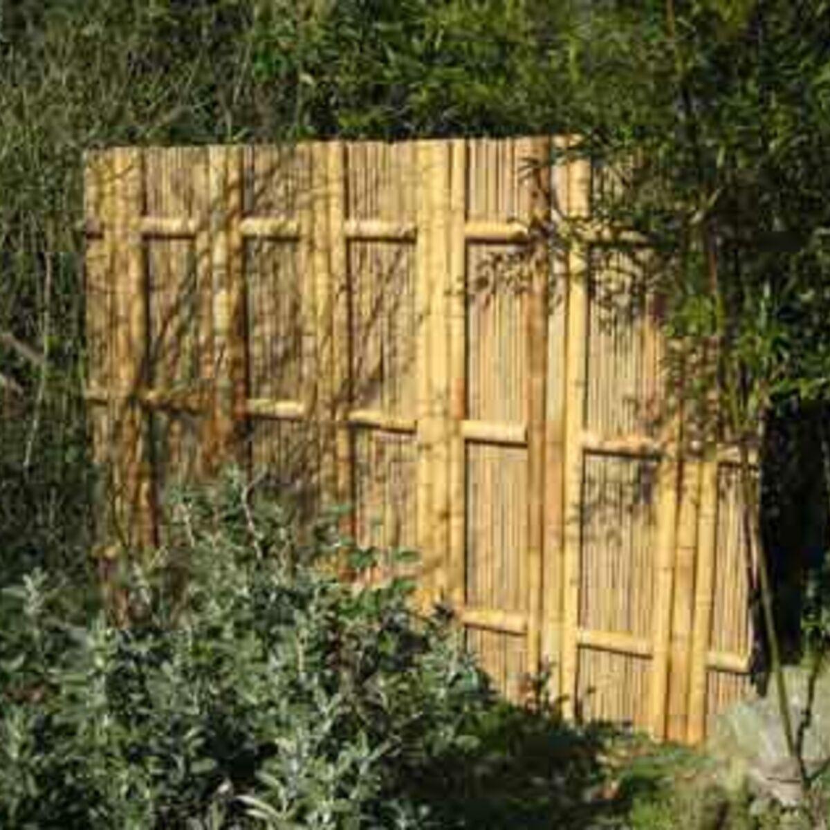 Comment Se Débarrasser Des Bambous Dans Le Jardin les écrans d'occultation de jardin : femme actuelle le mag