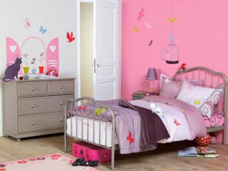 d coration de la chambre d enfant nos id es femme actuelle le mag. Black Bedroom Furniture Sets. Home Design Ideas