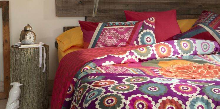 Desigual lance une collection linge de maison