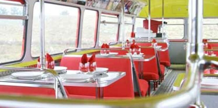 5 restaurants insolites