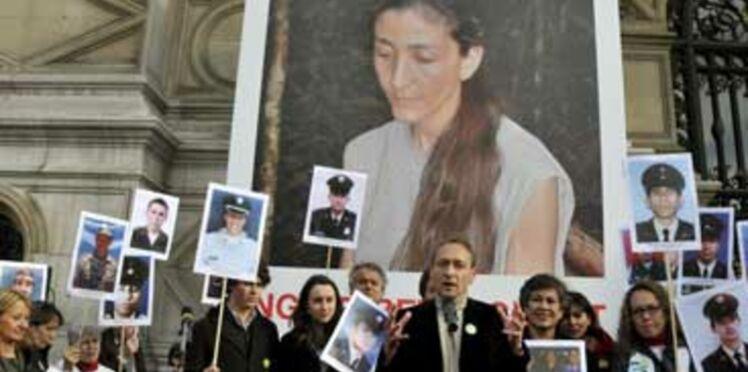 La libération d'Ingrid Betancourt fêtée dans plusieurs villes de France