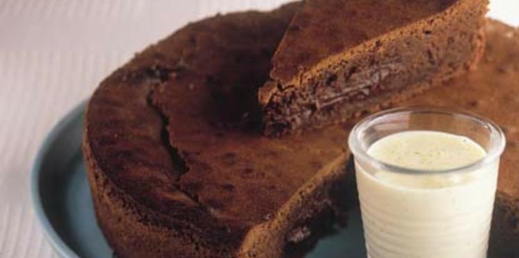 Le gâteau au chocolat de Catherine
