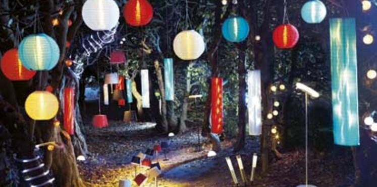Luminaires d'extérieur : notre choix pour l'été