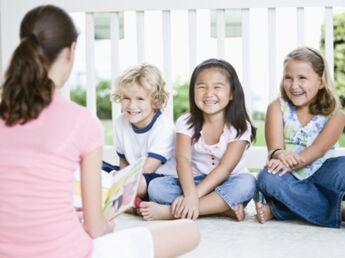 Témoignage : elle a créé un réseau de centre d'accueil pour enfants