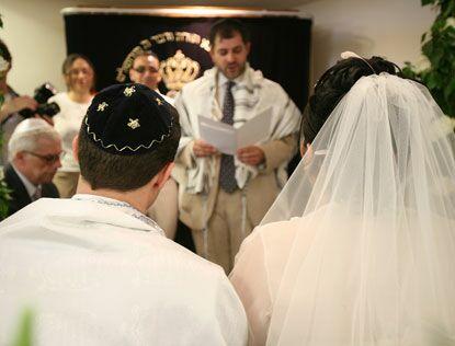 Robe mariage juif