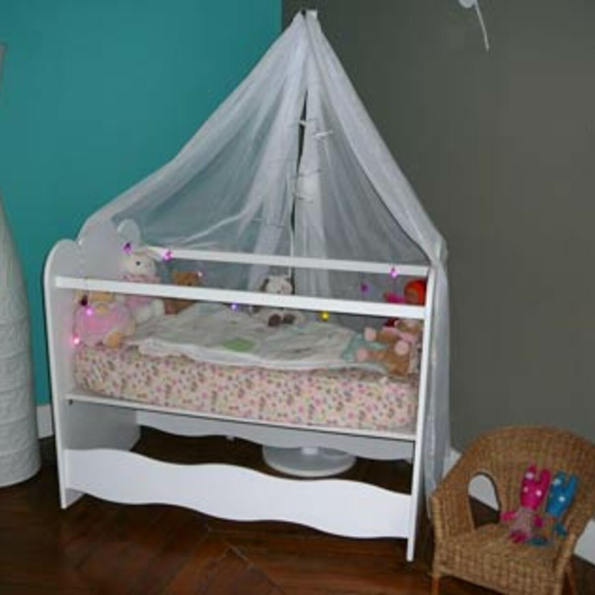 Coaching Deco Pas Cher une chambre de bébé relookée par une coach déco : femme