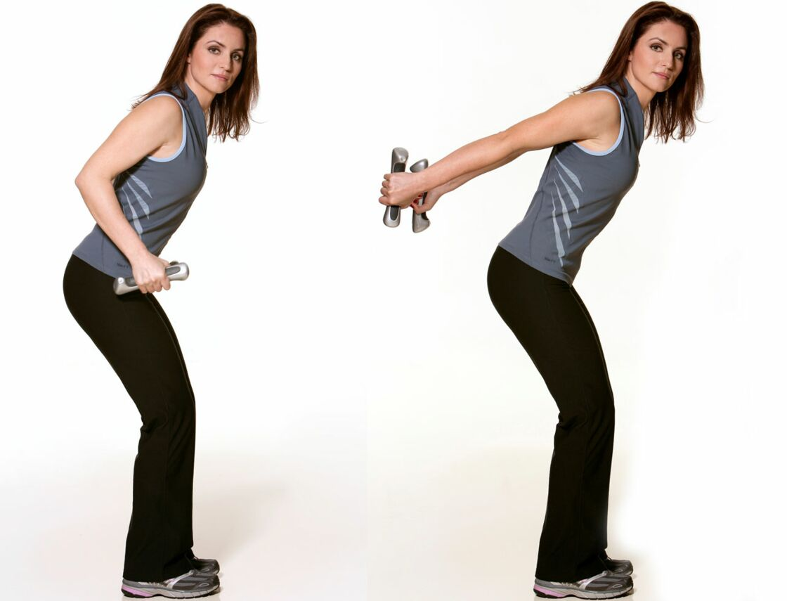 muscler triceps femme