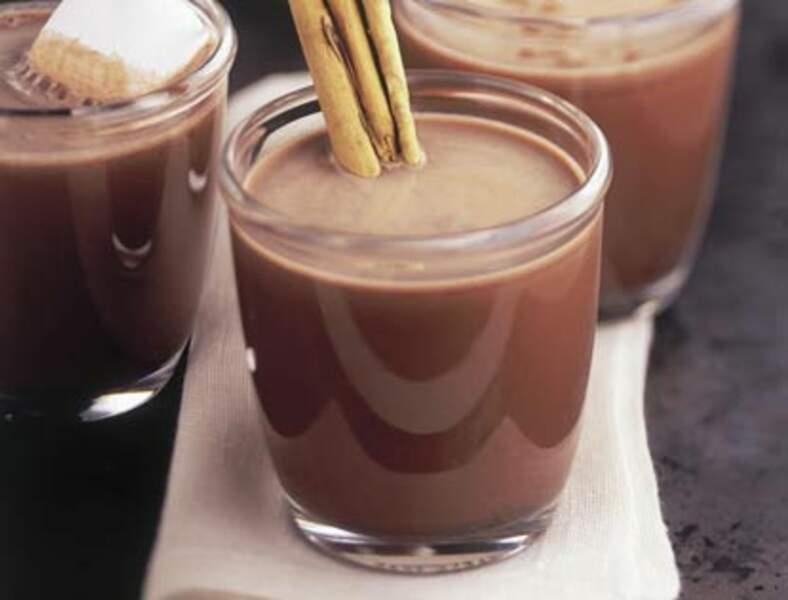Chocolat chaud à l'espagnole