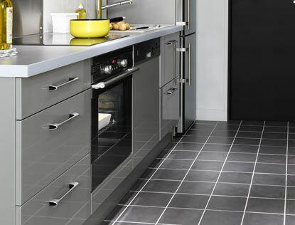 cuisine quel sol choisir femme actuelle le mag. Black Bedroom Furniture Sets. Home Design Ideas