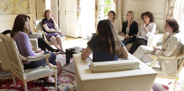 Carla Bruni-Sarkozy parle enfin de sa fondation
