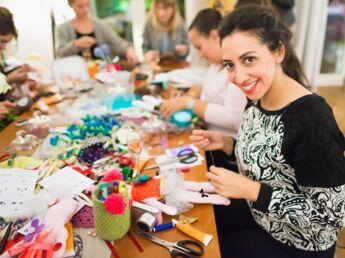 Prima et les blogueuses créent leurs poupées pour soutenir l'Unicef