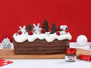Bûche de Noël : nos recettes originales à la framboise