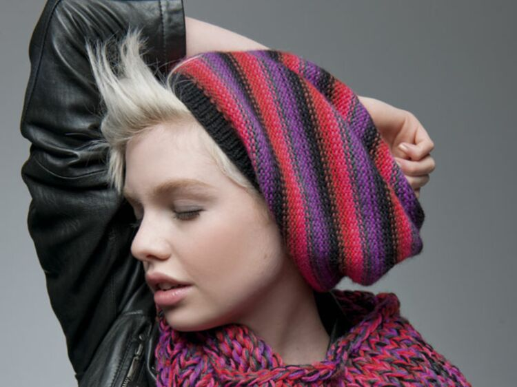 Je me tricote un béret - Dimensions et qualité   Femme Actuelle Le MAG 80440742221