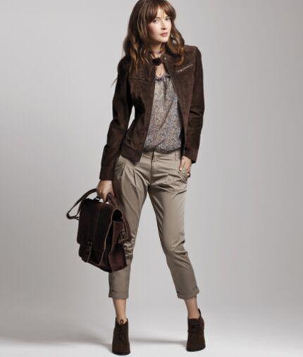 Trouvez la veste faite pour vous   Femme Actuelle Le MAG abee0b5a5123