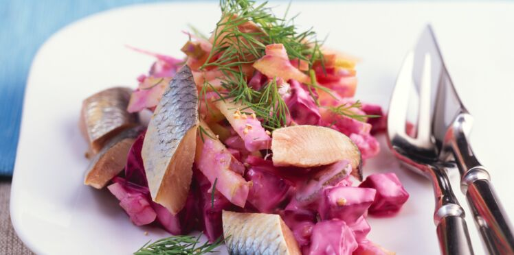 Salade baltique