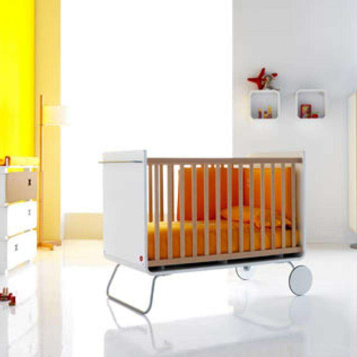 Décoration Chambre Bébé Fait Soi Même une belle chambre de bébé : nos idées déco : femme actuelle