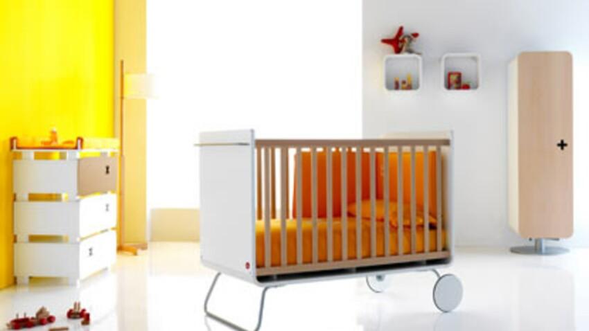 Une belle chambre de bébé : nos idées déco