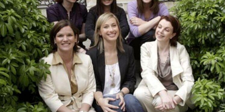 Les coulisses de la rencontre des lectrices de Femme Actuelle avec Carla Bruni-Sarkozy