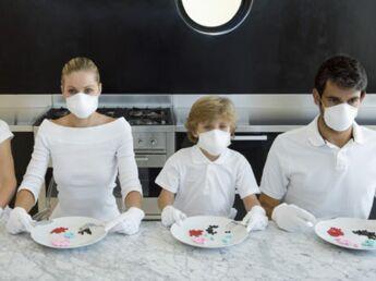 Le kit de survie contre la grippe A/H1N1