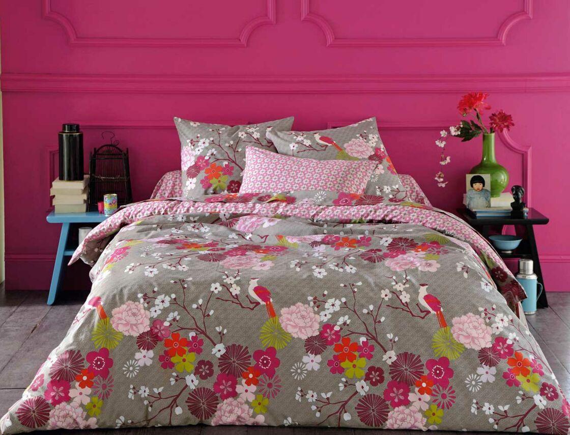 comment utiliser le rose shocking femme actuelle le mag. Black Bedroom Furniture Sets. Home Design Ideas