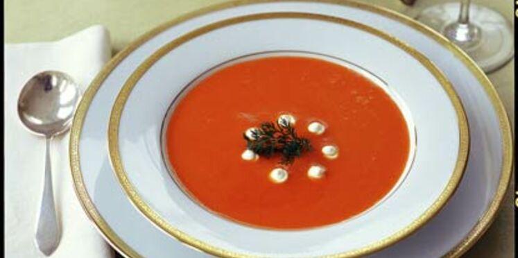 Velouté de tomate