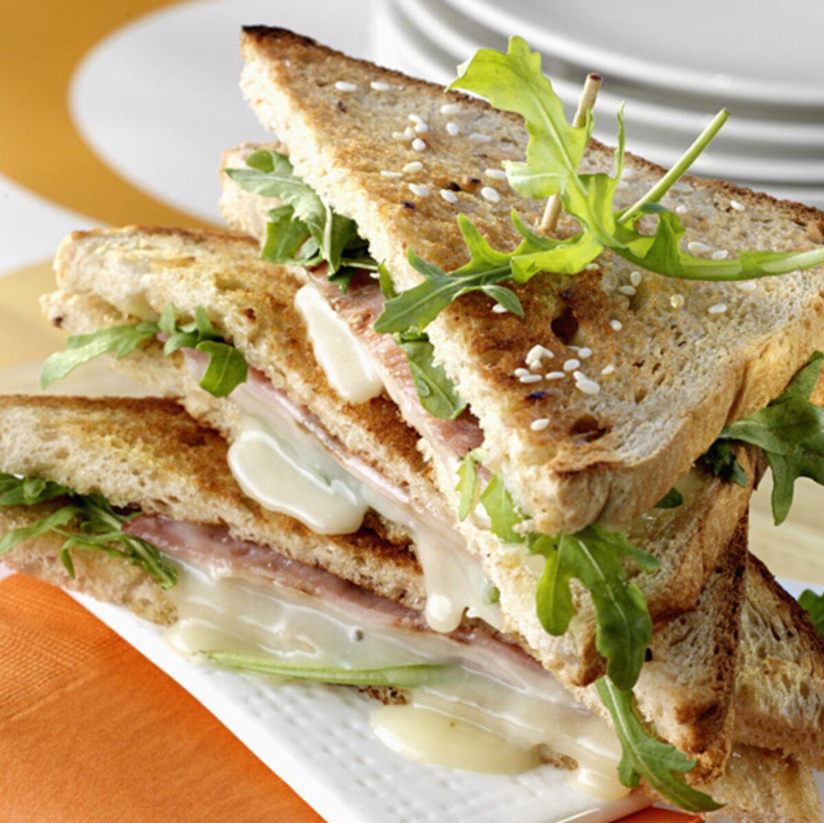 Des Recettes De Sandwichs Maison Femme Actuelle Le Mag