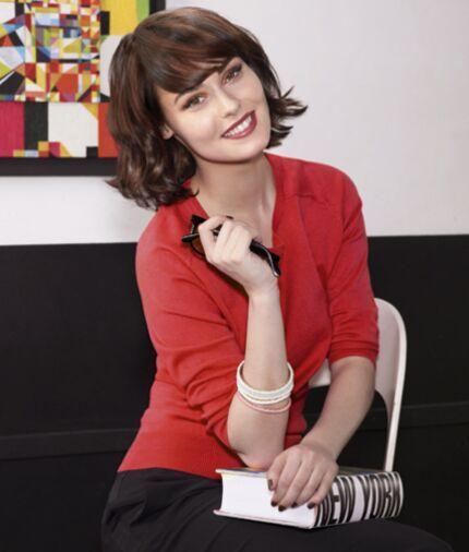 Une coupe de cheveux tout en mouvement : Femme Actuelle Le MAG