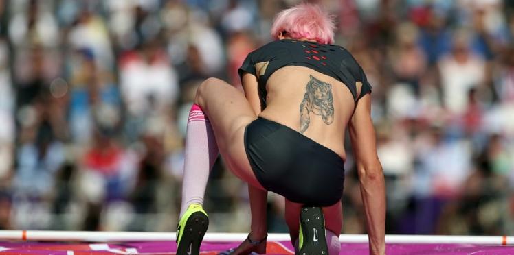 Jeux Olympiques de Londres : les dernières photos insolites
