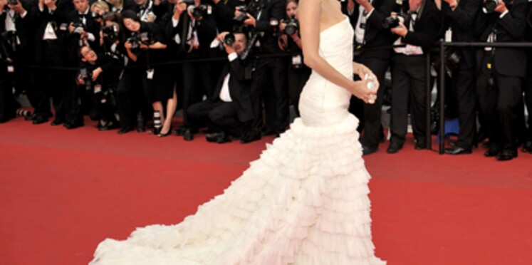10 robes de princesse à Cannes