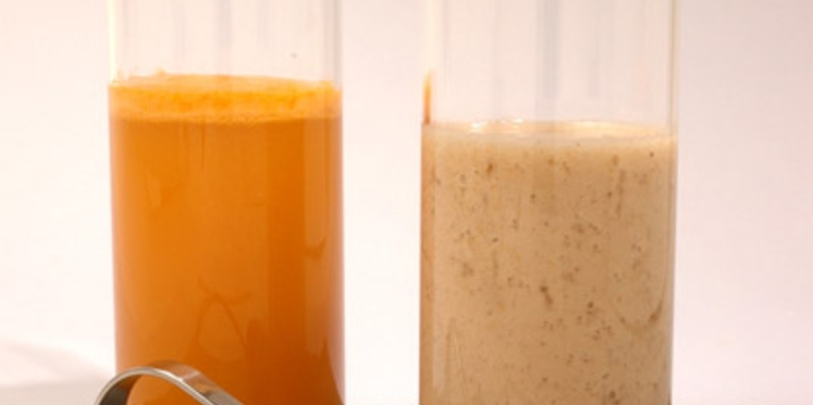 Les smoothies, 100% purs fruits