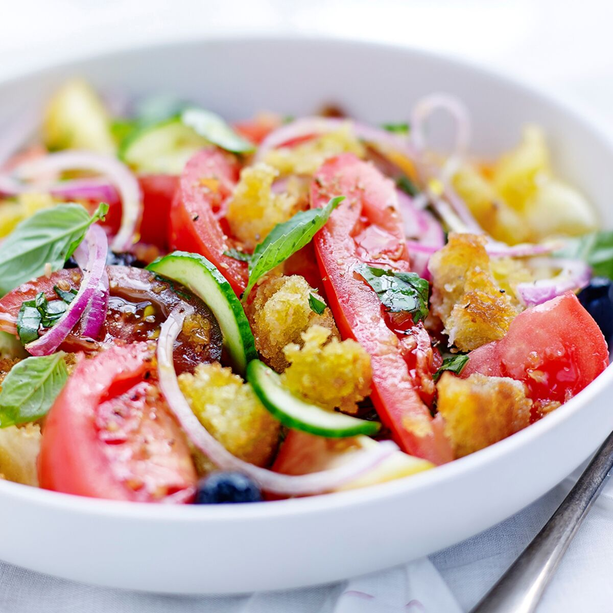 Idée De Repas Froid Repas froid : nos recettes préférées pour l'été : Femme Actuelle