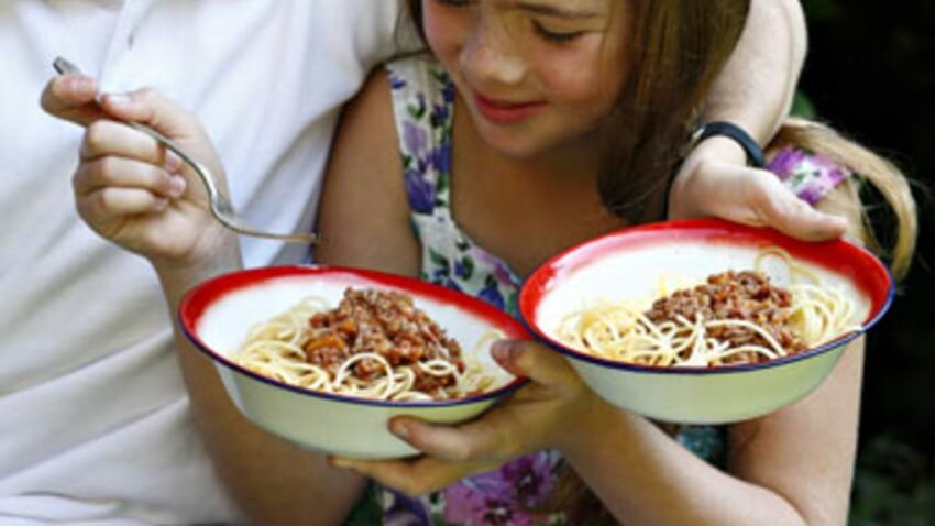Les meilleurs spaghettis bolo du monde