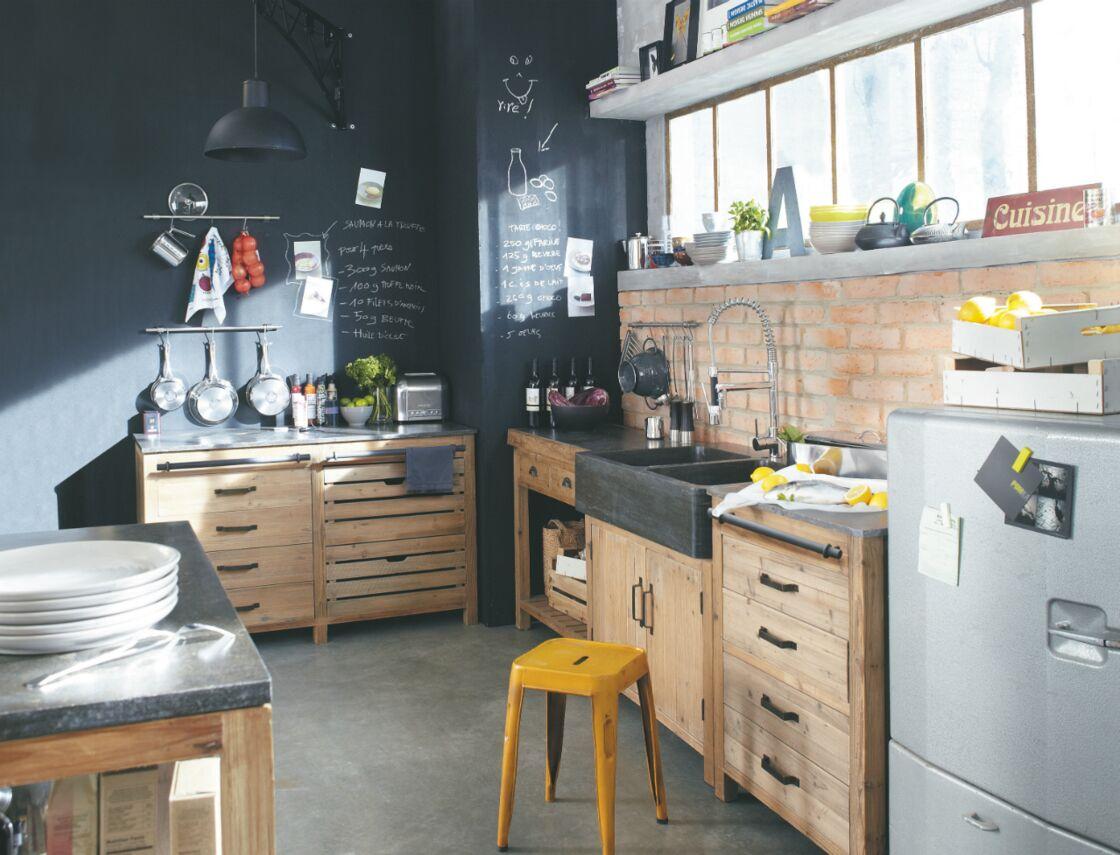 le top des cuisines tendance femme actuelle le mag. Black Bedroom Furniture Sets. Home Design Ideas