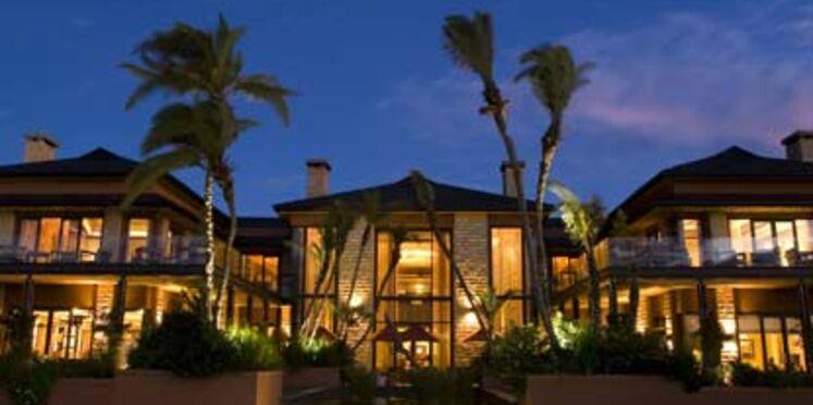 Visitez l'hôtel des Bleus en Afrique du Sud