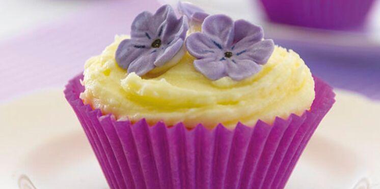 Cupcakes amande et citron