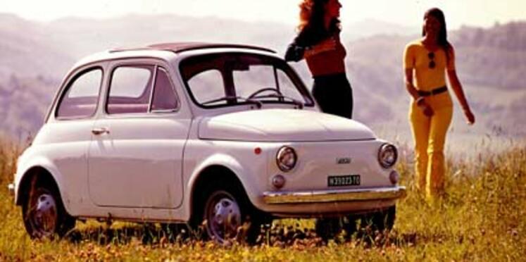 Fiat 500 : la saga d'un objet culte