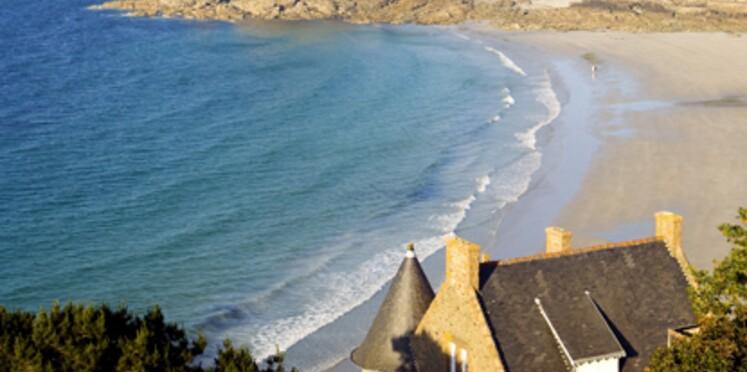 Plusieurs plages interdites aux baigneurs près du Mont Saint-Michel