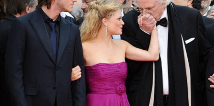 Mélanie Thierry, une princesse à Cannes