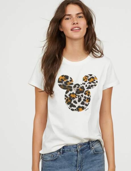 Nouveautés H&M : le tee-shirt régressif