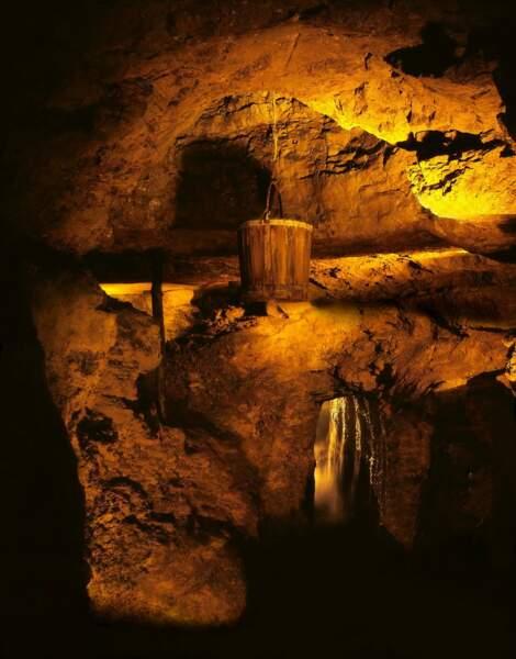 Mine de plomb, argent et zinc de Tarnowskie Góry, en Pologne