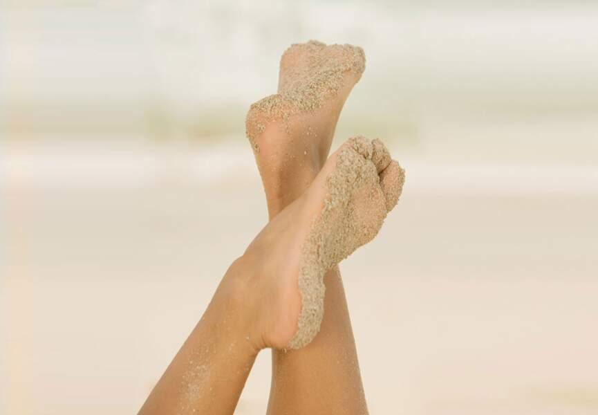 On prend soin de ses pieds